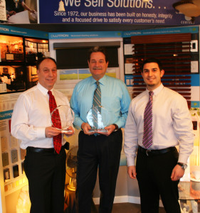 Ct Lighting Recognized For Showroom